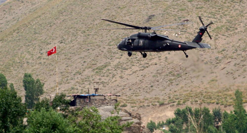 """希腊将归还土耳其""""政治避难""""直升机 8人另作处理"""