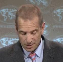 有一种囧叫美国国务院发言人 有一种犀利叫凤凰记者王冰汝