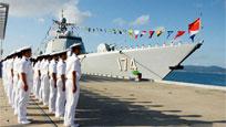 中国南海出手 要打仗?
