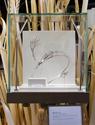 用珠宝描绘丰收的麦田