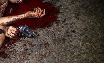 一个月300名毒贩被杀 尸体遍布街道