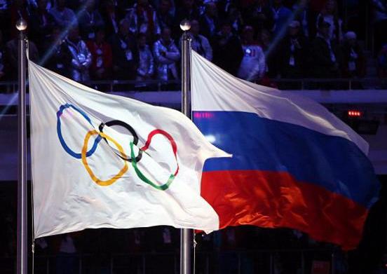俄罗斯奥运会