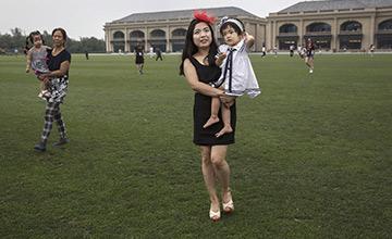 越来越多富裕的中国父母选择把孩子送到这里