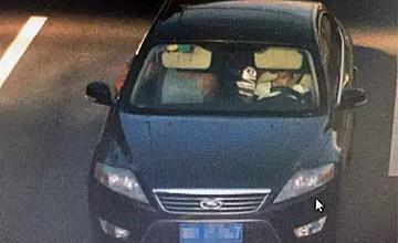 深圳女子凌晨遭2男掳上车 半路扔下