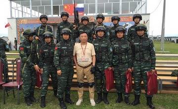 独家:中俄武装特警同场特训,你想看看吗?