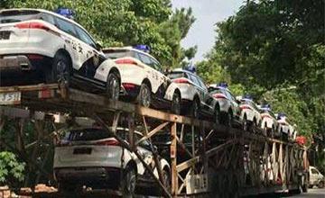 杭州的警车为何一夜间全变成了吉利汽车?