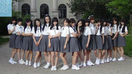 【星娱TV】偶像养成记 SNH48的盈利方式是这样的…