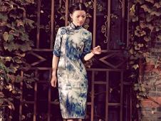 中国式性感:就是穿旗袍?