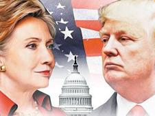 美国大选:一场骗子与疯子的对决