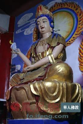 """揭秘佛教""""月神""""——月光菩萨的前世今生"""