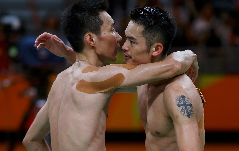 林丹与李宗伟:与你为敌,不只为胜负 - 子泳 - 子泳WZ的博客