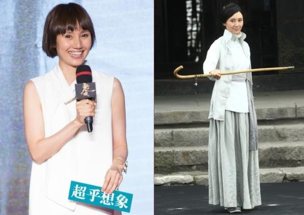 【星娱TV】袁泉入行17年首次挑战做打女 豪言对票房有信心