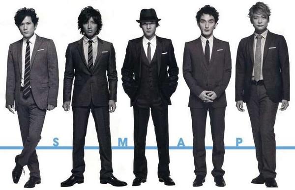 【星娱TV】28年神话宣告破灭 日本国民偶像团体SMAP宣布解散