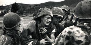 朝战上死伤惨重的美军