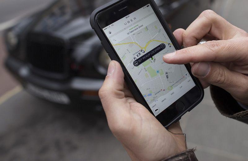 看看Uber有多火:在108个国家是最热门打车应用