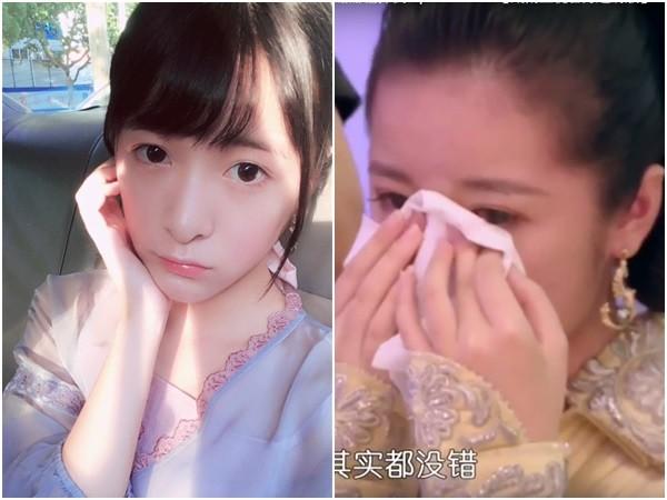 """【星娱TV】徐娇走秀泪崩!被批""""不敬业又不尊重设计师"""""""