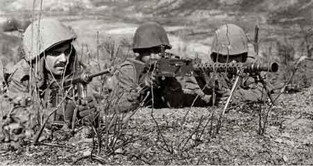揭朝战中志愿军仅次于美军的强敌