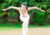 亚洲最美瑜伽教练长这样