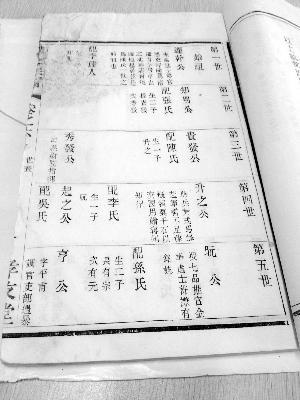 """【星娱TV】清\""""濮氏宗谱\""""揭秘 苏民与濮存晰寻根到南京"""