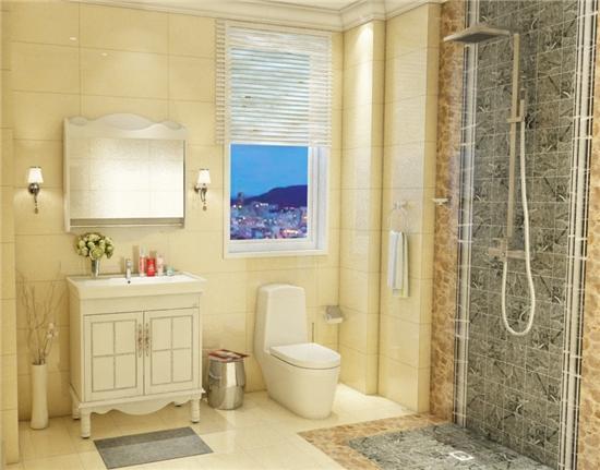 新闻  浪鲸卫浴3d设计效果图 大空间时尚有内涵,创造一个温馨舒适的