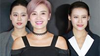 宋佳炫酷短发成功抢镜  多次向记者求证是否好看