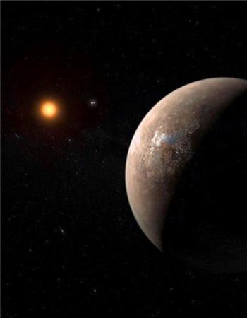 新的行星候选体被发现 或是距地球最近的宜居行星秀