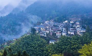 中国深山里竟有三百多年历史农村古宅 宛如世外桃源