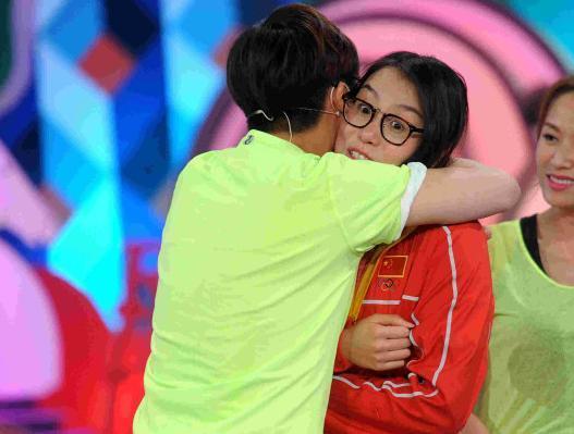 傅园慧张继科频上综艺 奥运明星将成娱乐圈生力军?