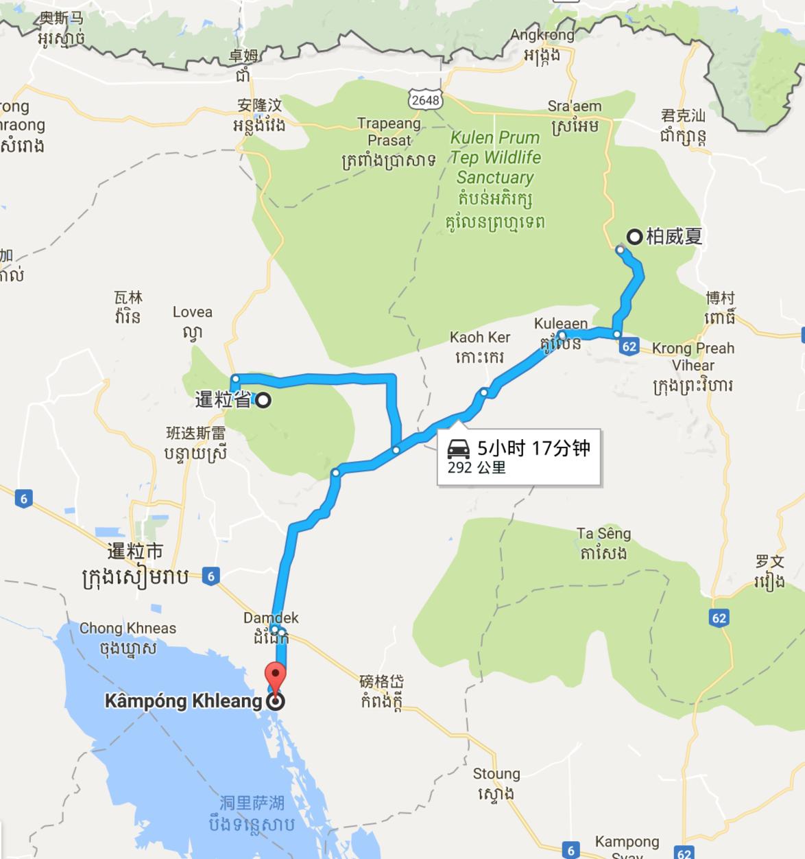 柬埔寨将为中国游客提供多次往返签证 神秘国