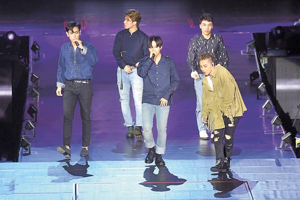 胡定欣向BIGBANG太阳示爱获回应:我也爱你