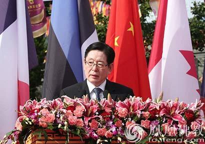 王作安:国宗局支持中国佛教界走出去