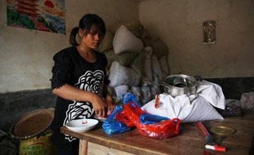 越南新娘在中国农村是这样生活的