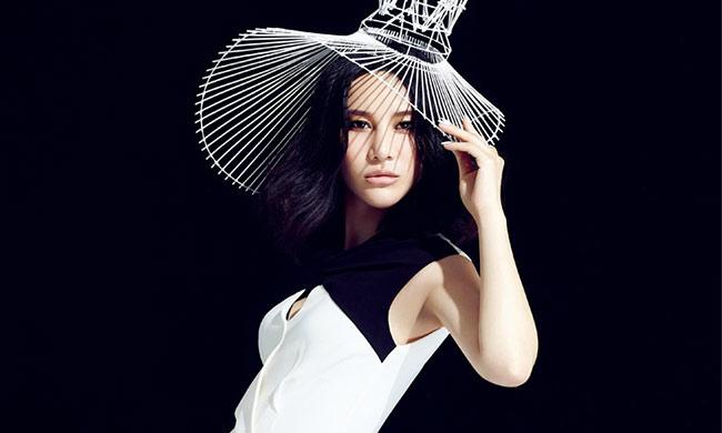 永远做自己 个性女王尚雯婕从不在乎非议