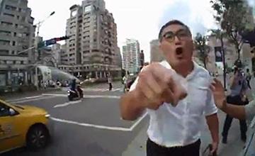 公安部转发的这则台湾视频亮了