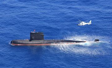 凤凰军机处|王云飞回忆援潜救援 不敢出舱的牺牲了