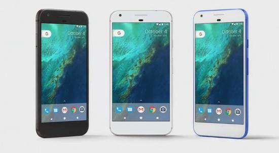 谷歌发布两款Pixel手机,卖得和iPhone 7一样贵