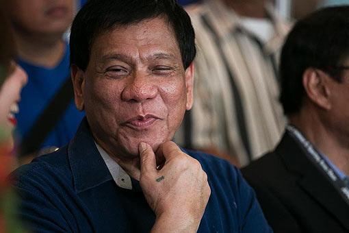 菲总统的访华愿望清单:国内来修高铁…