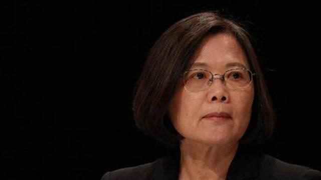 马家辉:蔡英文很难缠 因为她都没有表情