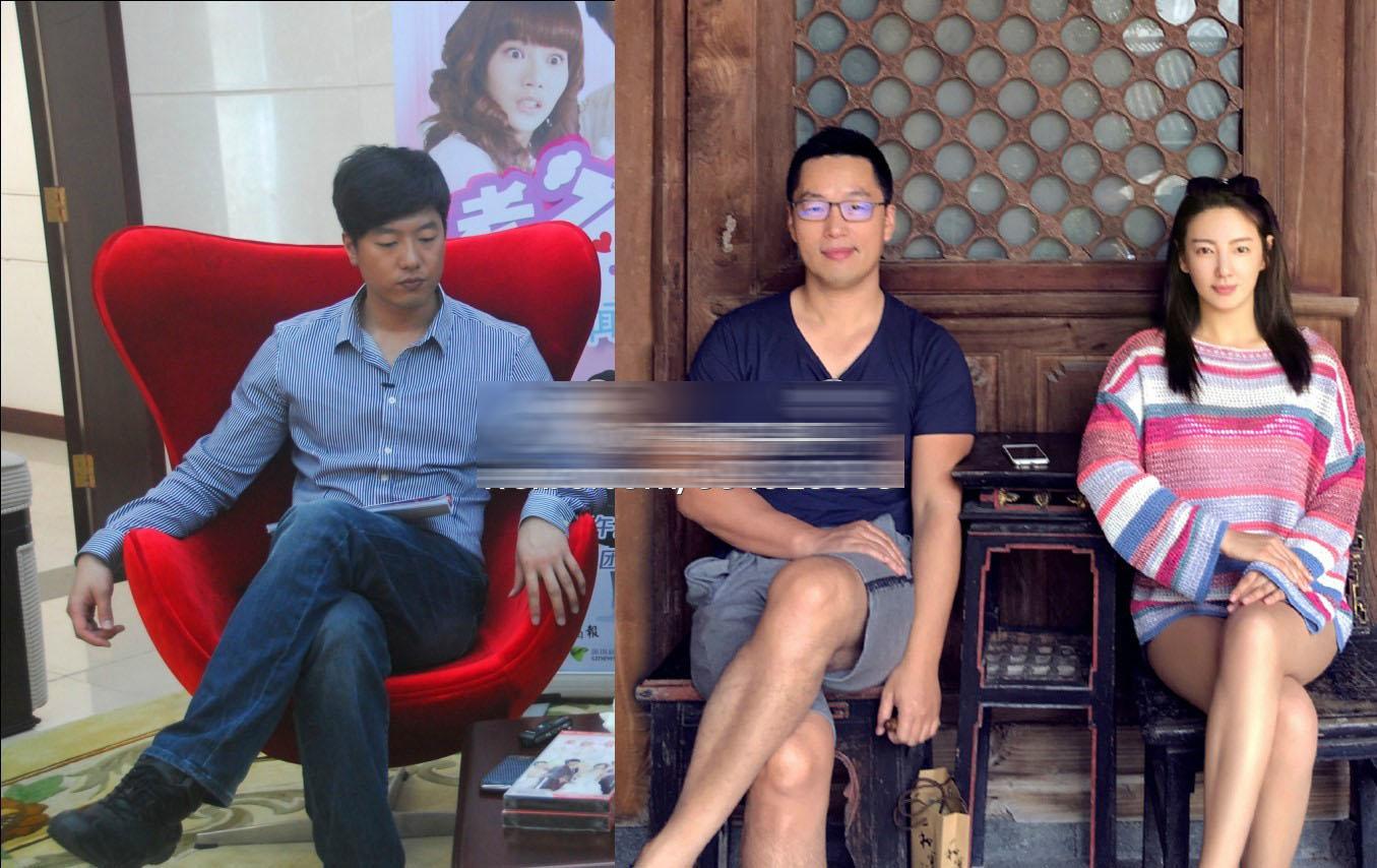 张雨绮晒结婚证宣布闪婚 老公撞脸凌潇肃(图)