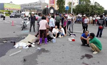 福建:突发惨烈车祸,3名初中生再也回不了家