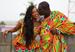 世界各地的新娘都穿啥?