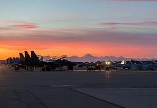 美军年度大型军演拉开帷幕 谁来模拟中国空军?