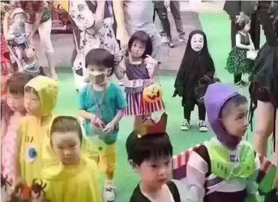 台湾幼儿园常德甜品加盟老师变身星巴克女神 结果吓哭一个班