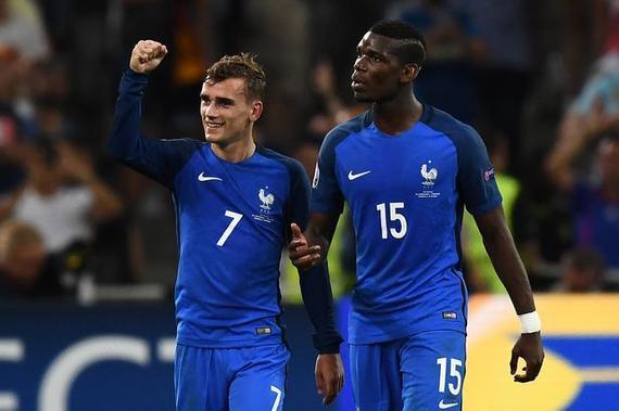 7.73亿!法国全队身价领跑全欧 1人值1亿竟未入选