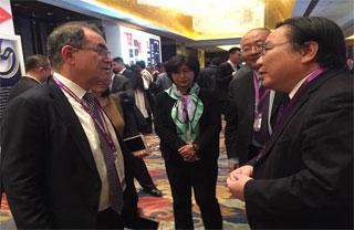 鲁比尼将赴京参加凤凰财经峰会