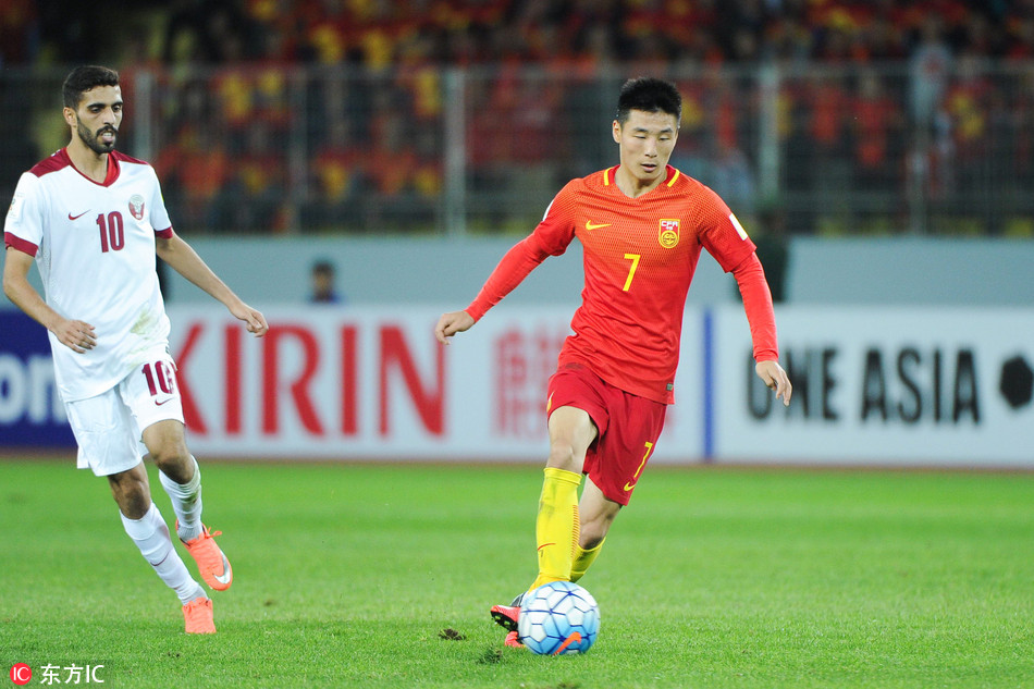 武磊刷卡低劣表示令两名帅失望 亚洲足球师长教师出戏了