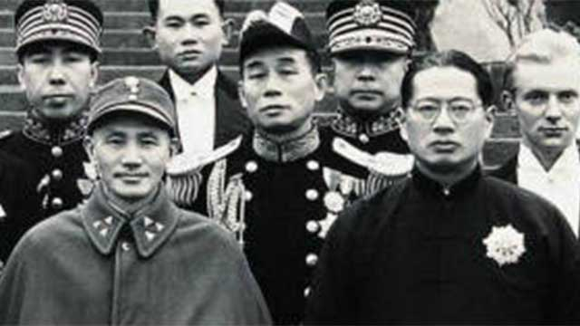 派人监视封锁家产 蒋介石为让宋子文投诚不择手段