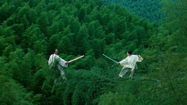 天津谁是大老虎-泉的北面是影视拍摄基地,在此曾拍摄过《卧虎藏龙》、《像雾像雨又