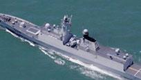 中国同时开工6型新战舰紧追美军 2艘055舰初具雏形