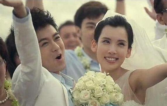 林志颖与陈若仪婚礼